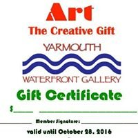 Yarmouth Waterfront Gallery