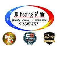 J.D. Heating & Air Inc