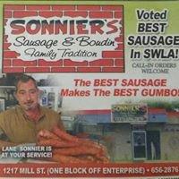 Sonnier's Boudin