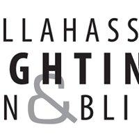 Tallahassee Lighting Fan & Blind
