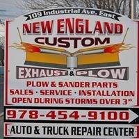 New England Plow Repair