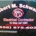 Robert M. Schwartz Electrical Contractor New Jersey State License 12551
