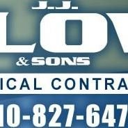 JJ Clow and Sons Electrical Contractors