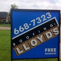 Lloyd's Roofing