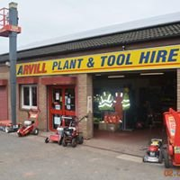 Arvill Plant and Tool Hire Ltd
