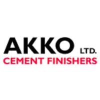 Akko Ltd Cement Finishers