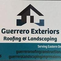 Guerrero Exteriors Roofing & Landscaping