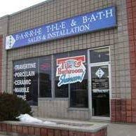 Barrie Tile and Bath