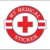 My Medical Sticker