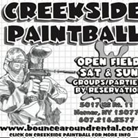 Creekside Paintball