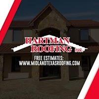 Hartman Roofing Midland Texas
