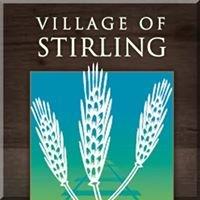 Village of Stirling