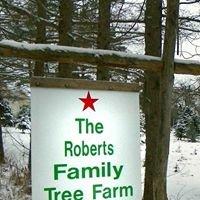 The Roberts Family Christmas Tree Farm