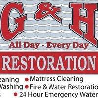 G&H Restoration, closed