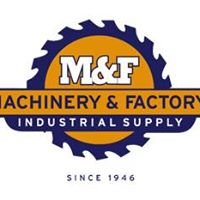 Machinery & Factory Industrial Supply