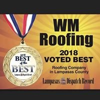 WM ROOFING