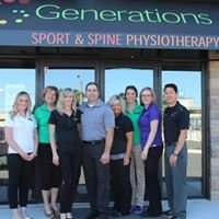 Generations Sport & Spine Physiotherapy Centre