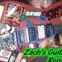 Zach's Guitar Repair