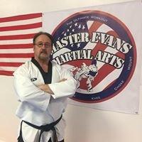 Master Evans Martial Arts & Family Fitness
