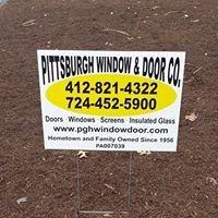Pittsburgh Window and Door Company