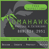 Tomahawk Roofing & Exteriors