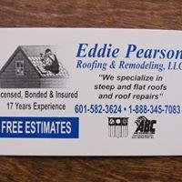 Eddie Pearson Roofing & Remodeling, LLC.