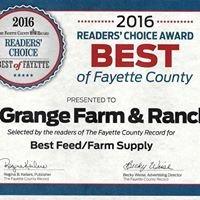 La Grange Farm & Ranch Supply, Inc