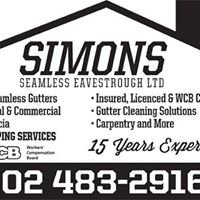 Simon's Seamless Eavestrough LTD