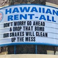 Hawaiian Rent All