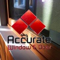 Accurate Window & Door