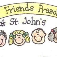 For Friends Preschool at St. John's