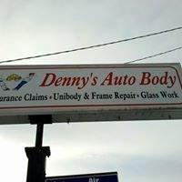 Denny's Auto Body