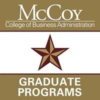 McCoy MBA Program - Texas State University