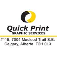 Quick Print Graphic Services