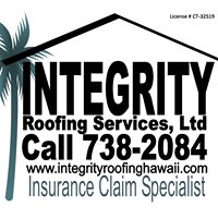 Integrity Roofing Services, Ltd. Hawaii Division