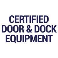 Certified Door & Dock Equipment