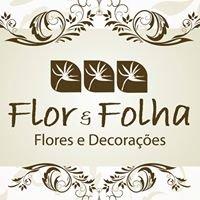 Flor e Folha