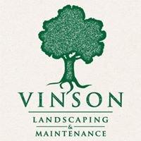 Vinson Landscaping