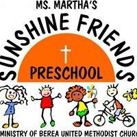 Sunshine Friends Preschool