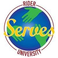 Rider Serves