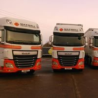 Maxwell Freight Services......