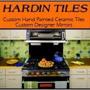 Hardin Tiles: NY Hand Painted Custom Tiles, Mirrors and Back Splashes