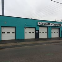 Adelaide Collision