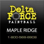Delta Force Paintball -  Maple Ridge