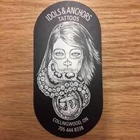 Idols and Anchors Tattoos