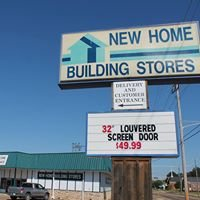 New Home Building Stores