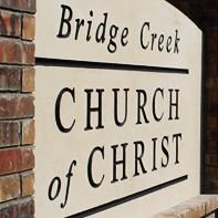 Bridge Creek Church of Christ