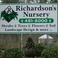 Richardson's Nursery and Landscaping