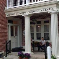 Medford Memorial Community Center