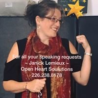 Janick Lemieux - Open Heღrt Soulutions